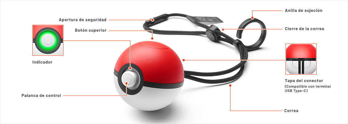 Poké Ball Plus Features