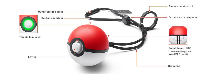 Poké Ball Plus Features