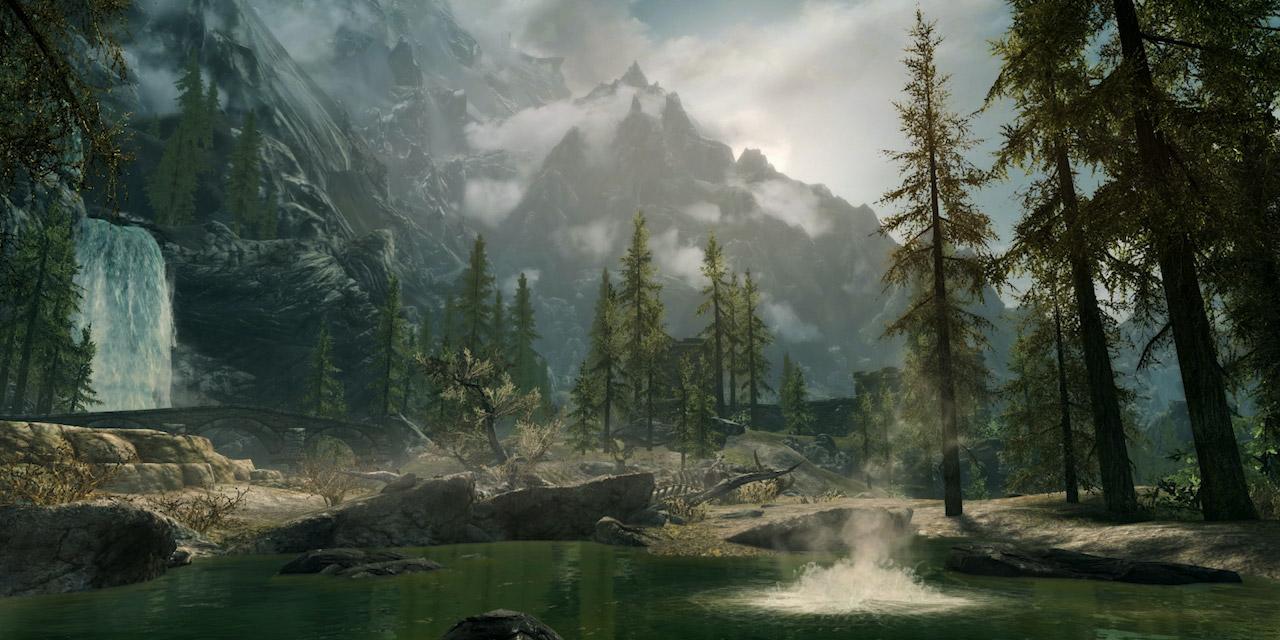Getting started - The Elder Scrolls V: Skyrim® for Nintendo