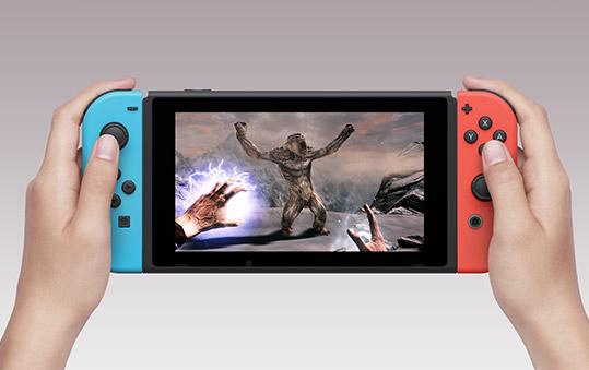 The Elder Scrolls V: Skyrim for Nintendo Switch – Official Site