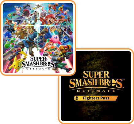 Super Smash Bros. Digital Edition and Fighters Pass